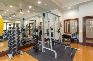 One Bedroom Apartments for Rent in Northwest Houston, TX - Fitness Center (4)